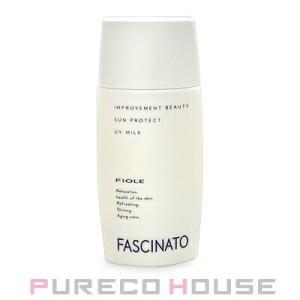 フィヨーレ ファシナート サンプロテクトUVミルク (日焼け止めミルク&洗い流さないヘアトリートメント) SPF28・PA+++ 50ml【メール便可】 pureco2nd