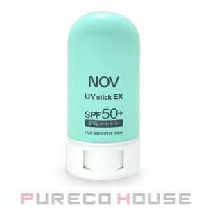 NOV(ノブ) UVスティック EX SPF50+/PA++++【メール便可】 pureco2nd