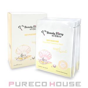 我的美麗日記(私のきれい日記) 白真珠マスク 23ml×8枚【メール便は使えません】|pureco2nd