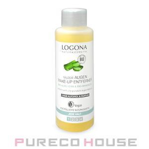 LOGONA(ロゴナ) アイメイクアップリムーバー 100ml【メール便可】|pureco2nd