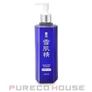 コーセー 薬用雪肌精 エンリッチ 500ml (医薬部外品)【メール便は使えません】|pureco2nd