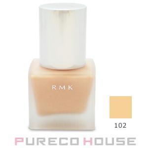 RMK リクイドファンデーション SPF14/PA++ 30ml #102【メール便は使えません】