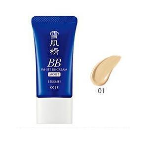 コーセー 雪肌精 ホワイト BBクリーム モイスト SPF40/PA+++ 30g #01【メール便...