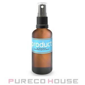 100%オーガニック認証成分からできた髪の美容液。髪に潤いをたっぷりと与え内側からダメージをしっかり...