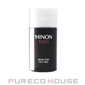MINON MEN (ミノン メン) 薬用フェイスミルク (乳液) 100ml (医薬部外品)【メール便は使えません】