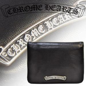 新品 正規品 クロムハーツ CHROME HEARTS 財布 メンズ レディース  WALLET JOEY/A93-SLVDTL ライトレザー ウォレット purely