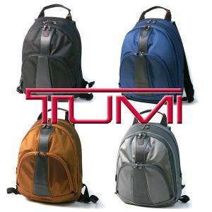 トゥミ TUMI メンズ バッグ T-TECH バック ナイロン スリム バック パック リュック カバン 55316 D(ブラック) CB(ブルー) CP(オレンジ) PW(グレー)|purely
