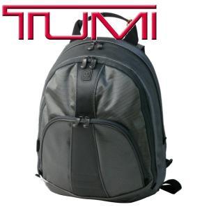 トゥミ TUMI メンズ バッグ T-TECH バック ナイロン スリム バック パック リュック カバン 55316 PW グレー|purely