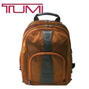 トゥミ TUMI メンズ バッグ T-TECH バック パック リュック カバン 55381 CP オレンジ|purely