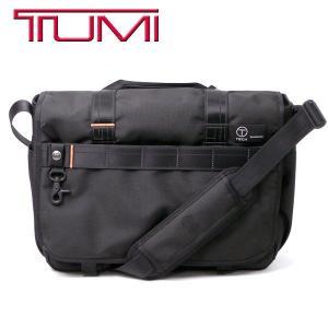 トゥミ TUMI メンズ バッグ T-TECH カフェ ラージ ビジネス ショルダーバッグ|purely