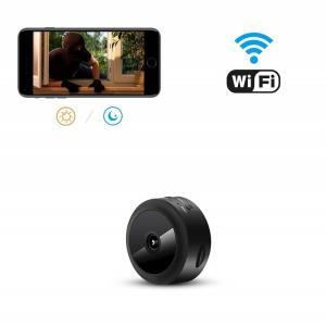 小型カメラ aobo wifi 1080P高画質長時間録画 カメラ 150°広角小型カメラ ip  動体検知 携帯型防犯監視カメラ ミニワイヤレスカメラ バッテリー内蔵 sdカード録