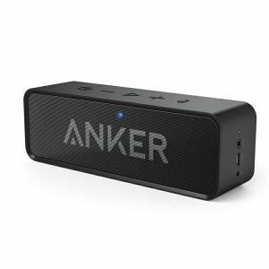 Anker SoundCore ポータブル Bluetooth 4.0 スピーカー (ブラック) 2...