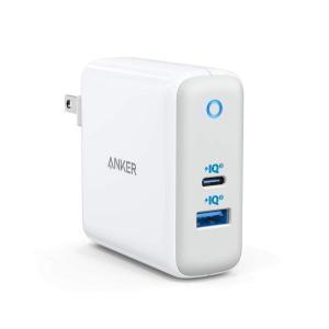 Anker PowerPort Atom III (Two Ports) (PD対応 60W 2ポー...