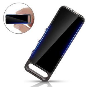 ボイスレコーダー 小型 icレコーダー 超小型 録音機 高音質 長時間 大容量 16GB 軽量 簡単操作 音声検知自動録音 盗聴器 アイシーレコーダー 日本語説明書付き