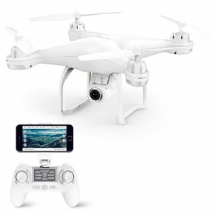 Potensic ドローン GPS搭載 高度・座標ホバリング 1080P 120°広角HDカメラ付き...