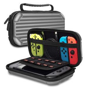 スイッチ ケース nintendo switch ケース Nintendo Switch対応 Nintendo Switch専用 保護ケース 任天堂スイッチ用 キャリングケース 外出 旅行用 任天堂switch puremiamuserekuto