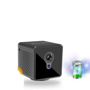 【改良型】小型カメラ 監視カメラ Jayol 長時間録画 Wifi対応 HD1080P 内蔵バッテリで 7-8時間稼働 バイクに取り付け可能 遠隔操作 ワイヤレス 動体検知 広角140|puremiamuserekuto