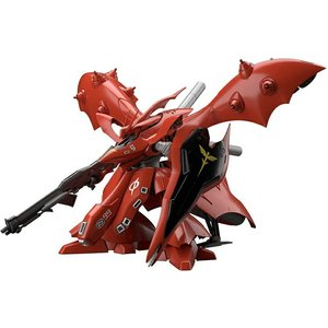 HGUC 機動戦士ガンダム 逆襲のシャア ベルトーチカ・チルドレン ナイチンゲール 1/144スケール 色分け済みプラモデルの画像