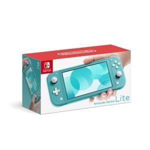 Nintendo Switch Lite ターコイズ 本体 puremiamuserekuto