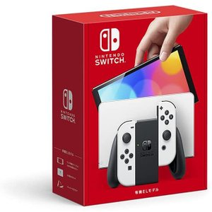 Nintendo Switch(有機ELモデル) Joy-Con(L)/(R) ホワイト 任天堂 ス...
