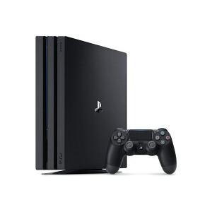 PlayStation 4 Pro ジェット・ブラック 1TB (CUH-7200BB01) ソニー・インタラクティブエンタテインメント|puremiamuserekuto