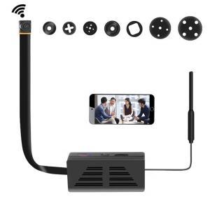 Wifi 小型カメラ 1080P高画質 防犯監視小型 長時間録画 スマホにリアルタイム監視 iPhone/Android 遠隔監視・操作|puremiamuserekuto