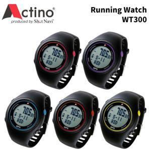 アクティノ Actino ランニングウォッチ WT300 puresuto