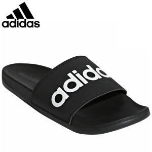 adidasの文字を大胆にあしらったADILETTE CF(アディレッタ CF)。 フットベッドにラ...