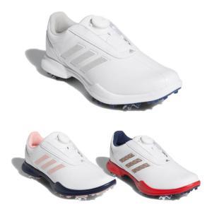 レディース アディダスゴルフ adidas ゴルフシューズ ドライバー ボア 3 2E相当 EPC8...