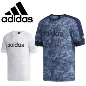 アディダス adidas M SPORT ID CAMOグラフィック Tシャツ メンズ 半袖 ETZ50 CX3401/CX3402 即納