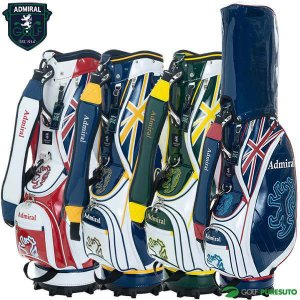 アドミラルゴルフ 9.0型 キャディバッグ ライトウェイトスポーツ CB ADMG9SC2 puresuto