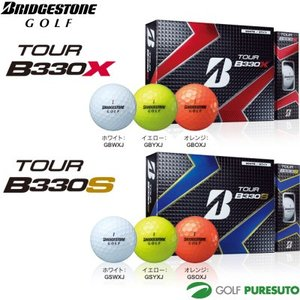 ゴルフボール ブリヂストン TOUR B330 X/B330...