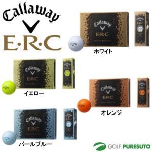 【オウンネーム】キャロウェイ Callaway E・R・C ゴルフボール 10ダースセット 2016年モデル 日本仕様【■C■】|puresuto