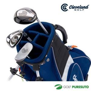 クリーブランド ゴルフ Jr.クラブセット SMALL SET(フェアウェイウッド、アイアン#7、パター+バッグ) 日本仕様【■D■】|puresuto