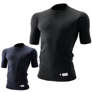 大谷翔平選手着用アイテム。 胸廻りと袖付け廻りにゆとりを持たせ圧迫感を軽減。 肘から袖口、裾のFIT...