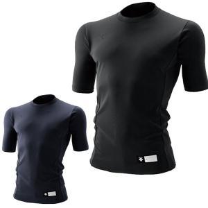 しなやかな風合いが特徴のオールシーズン対応アンダーシャツ 丸首半袖タイプ。 素材は吸水・速乾・ストレ...