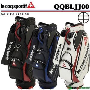 ルコック ゴルフ キャディバッグ 9.5型 QQBLJJ00...
