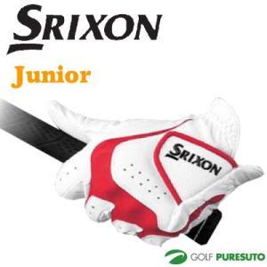 ダンロップ DUNLOP スリクソン ジュニア ゴルフグローブ 左手装着用 GGG-S010J【■D■】