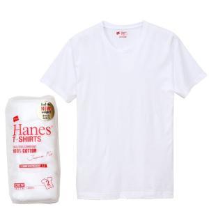 ヘインズ Hanes ジャパンフィット クルーネック Tシャツ 5.3oz 2枚組 H5310 半袖...