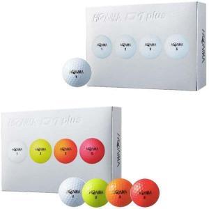 本間ゴルフ HONMA D1 plus ゴルフボール 1ダース