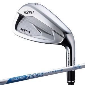 本間ゴルフ ツアーワールド TW XP-1 アイアン 5本セット #6-#10 NSPRO Zelo...