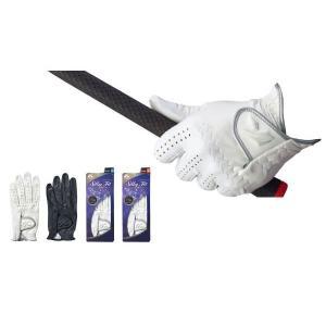 キャスコ 天然皮革 シルキーフィット ゴルフグローブ GF-14252 左手用 キャデットサイズ|puresuto