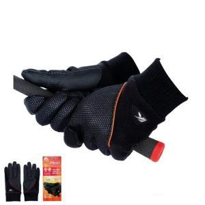 2016 キャスコ ヒートキャスコ 冬用 ゴルフグローブ 両手用 SF-1635W 防寒 手袋 即納|puresuto