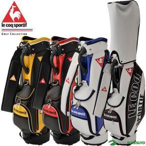 ルコック ゴルフ キャディバッグ 9.5型 QQBNJJ05 puresuto