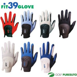 FIT39 ゴルフグローブ B-260 左手/右手用 [Golf Lite]【■Li■】|puresuto