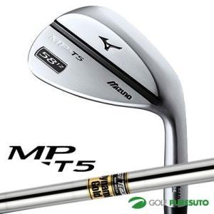 ミズノ mizuno MP-T5 ウエッジ Dynamic Gold シャフト ウェッジフレックス 日本仕様 即納|puresuto