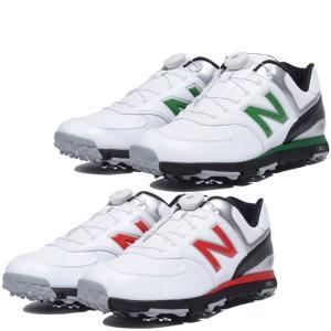 ニューバランス Boa ゴルフシューズ メンズ MGB574 日本仕様 puresuto