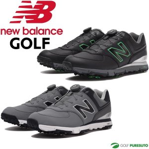 ニューバランス ゴルフシューズ メンズ MGB574 日本仕...