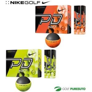 2015 ナイキ パワーディスタンス ソフト ゴルフボール 1ダース 即納|puresuto