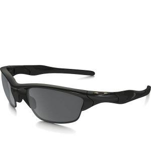 オークリー サングラス ハーフジャケット2.0 ポリッシュドブラック アジアンフィット OO9153-01|puresuto